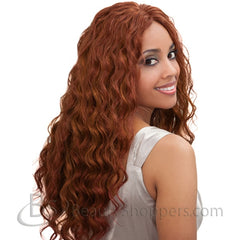 BOBBI BOSS IndiRemi Virgin Remi Hair - OCEAN WAVE 18""
