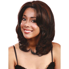 Bobbi Boss Lace Front Wig - MLF-12 PEACH