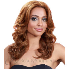 Bobbi Boss Lace Front Wig - MLF-38 UMBER