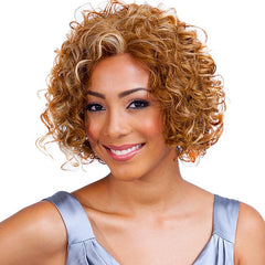 Bobbi Boss Lace Front Wig - MLF-40 ROSE