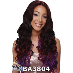 Bobbi Boss Lace Front Wig - MLF-54 BARBIE PINK