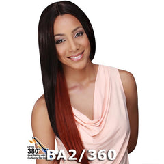 Bobbi Boss Lace Front Wig - MLF-55 VIRGIN WHITE