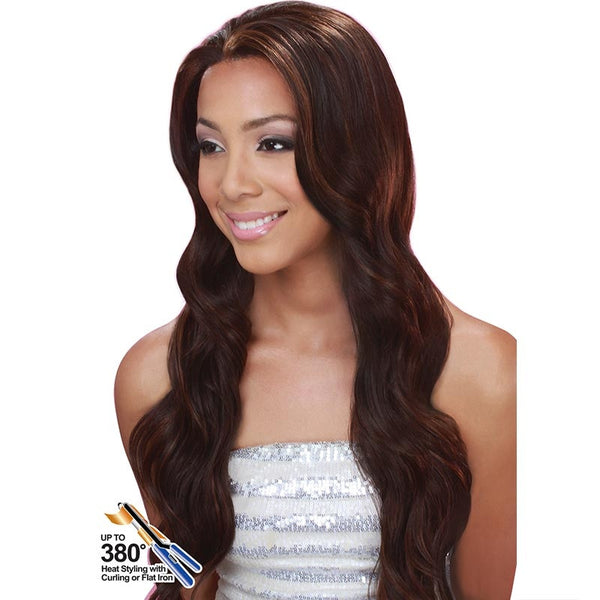 BobbiBoss Lace Front Wig - MLF-58 ORCHID