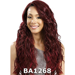 Bobbi Boss Lace Front Wig - MLF-62 TIFFANY BLUE