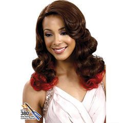 Bobbi Boss Lace Front Wig - MLF-63 BOYSENBERRY
