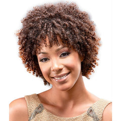 Indi-Natural Perfect Trio Human Hair Weave - KOILS CURL
