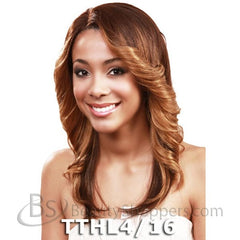 BOBBI BOSS REMY HAIR LACE FRONT WIG - MHLF-E