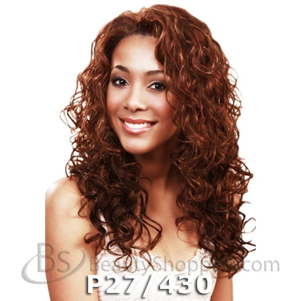 BobbiBoss 100% Premium Remi Hair Lace Front Wig - MHLF-F
