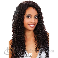 BOBBI BOSS REMY HAIR LACE FRONT WIG - MHLF-G