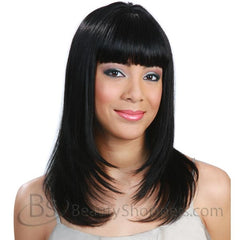 Bobbi Boss Classic Remi Human Hair Wig - HEART