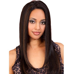 Bobbi Boss Human Hair Lace Front Wig - MHLF-H
