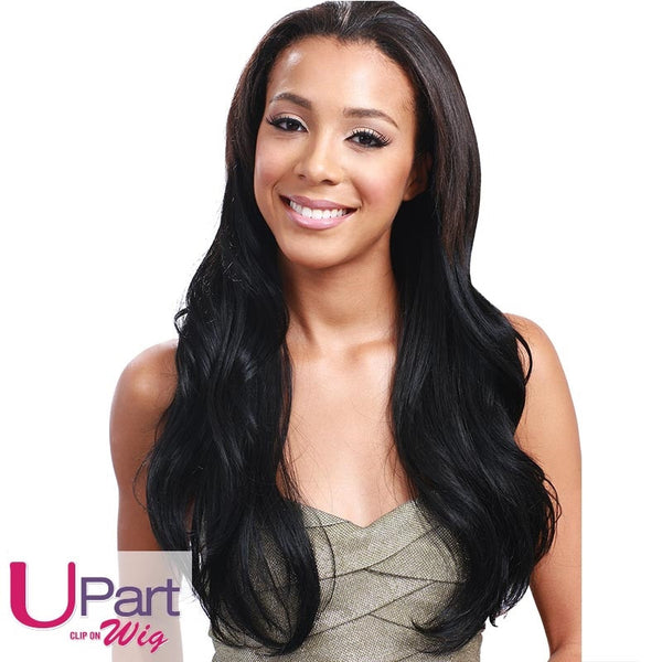 BobbiBoss U-Part Clip-on Wigs - FRESH STAR