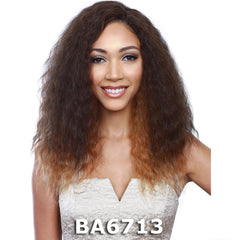 BobbiBoss Synthetic Hair Weave-A-Wig - AMELIA