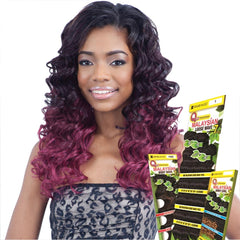 Que Human Hair Mastermix Weave - MALAYSIAN GLAM ROLL 7 BUNDLES