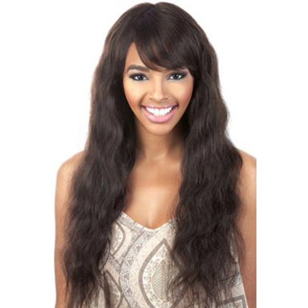 BeShe Unprocessed Brazilian Remy Human Hair Wig - HBR-GRANDE 26""