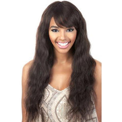 BeShe Unprocessed Brazilian Human Hair Wig - HBR-GRANDE 26""