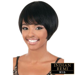 BeShe Indian Remi Human Hair Wig - ASPEN 9""