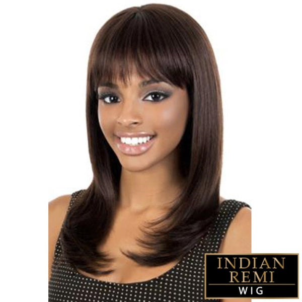 BeShe Indian Remi Human Hair Wig - REMO 20""