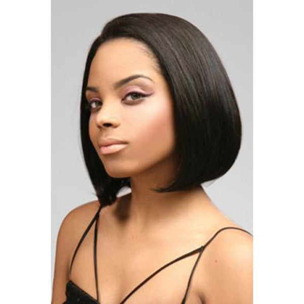 BeShe Natural Hairline Human Hair Lace Wig - LHH-COCO 12""