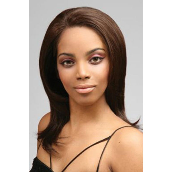 BeShe Natural Hairline Human Hair Lace Wig - LHH-MIRA 17""
