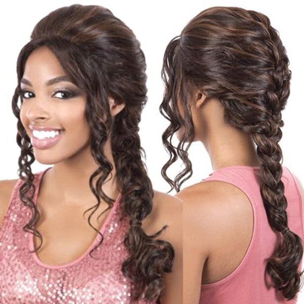 "BeShe Braid Hair Lace Front Wig - LB-120 (FRENCH BRAID 20"")"
