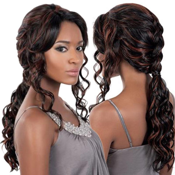"BeShe Braid Hair Lace Front Wig - LB-122 (FRENCH BRAID 22"")"
