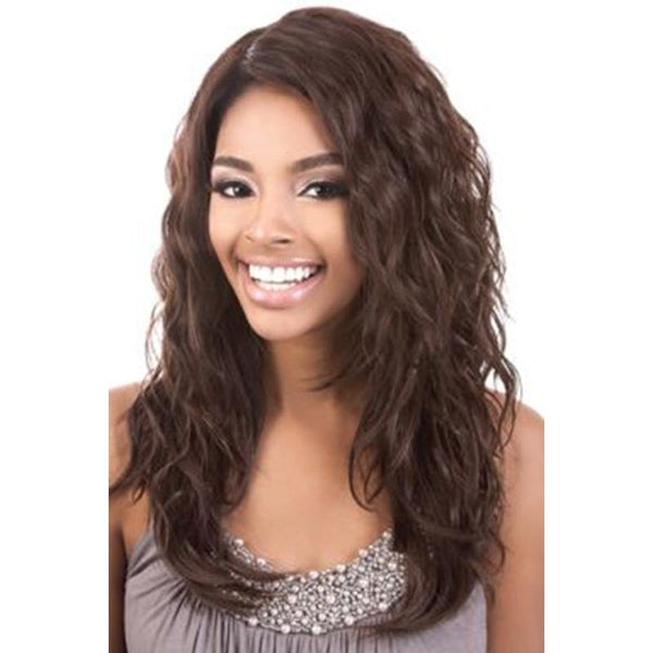 "BeShe Deep ""J""-Part Lace Front Wig - LLDP-121 (21"")"