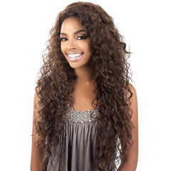 BeShe Deep Part Lace Front Wig - LLDP-128
