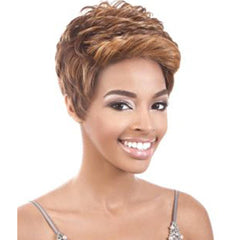 "BeShe 2"" Deep ""J""-Part Lace Front Wig - LACE-109 (9"")"
