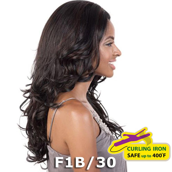 "BeShe 2"" Deep Lace Front Wig - LACE-35 (Wavy Showgirl 22"")"