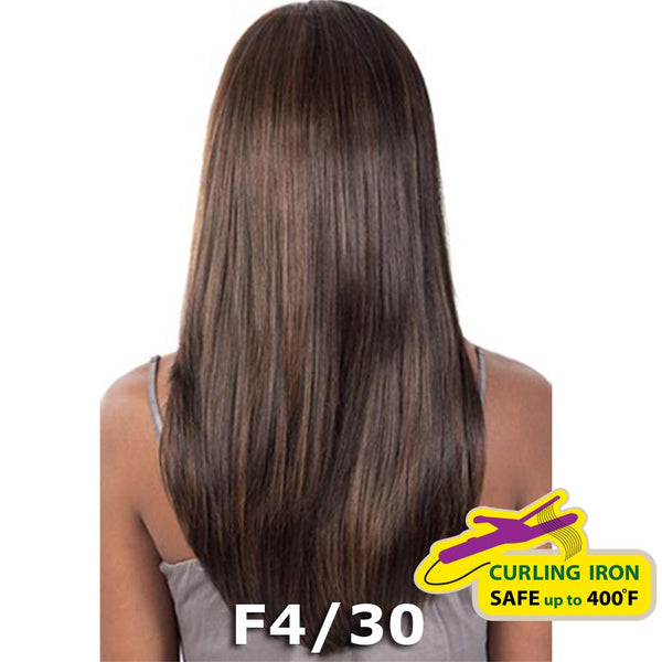 "BeShe 2"" Deep Lace Front Wig - LACE-55 (Long Straight 22"")"