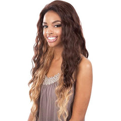 "BeShe 2"" Deep Lace Front Wig - LACE-81 (S-Curl Deep Show Girl 26"")"