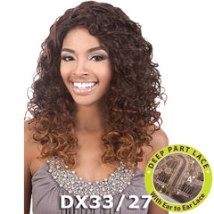 "BeShe 4"" Deep ""J""-Part Lace Front Wig - LLDP-120 (20"")"