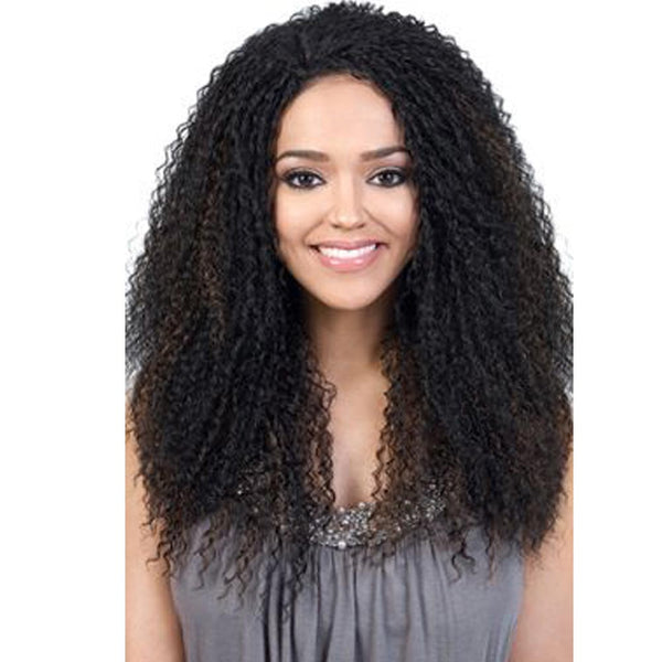 "BeShe 4"" Deep J-Part Lace Front Wig - LLDP-212 (21"")"