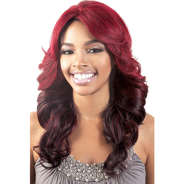 "BeShe Deep ""J""-Part Lace Front Wig - LLDP-220 (20"")"