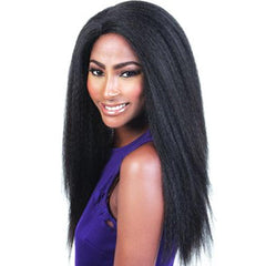 "BeShe Deep ""J""-Part Lace Front Wig - LLDP-223 (23"")"