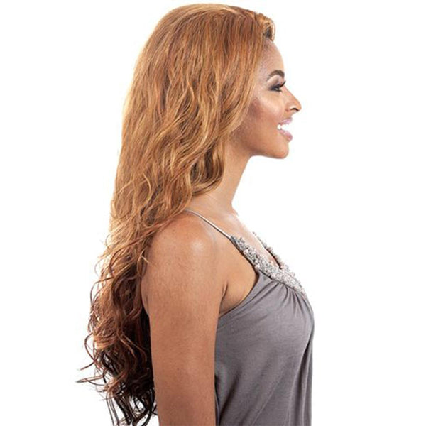 "BeShe Deep ""J""-Part Lace Front Wig - LLDP-225 (25"")"