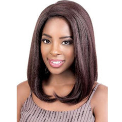 "BeShe 4"" Deep J-Part Lace Front Wig - LLDP-316 (16"")"