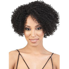 "BeShe Ear-2-Ear Lace Front Wig - LW-DREW II (Tight Curl 9.5"")"