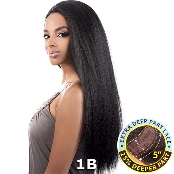"BeShe Extra Deep Part Lace Front Wig - LXLP.260 (26"")"