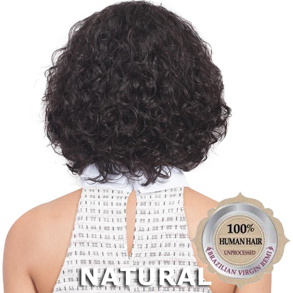BobbiBoss Unprocessed Hair Lace Front Wig - MHLF406 AMALIA