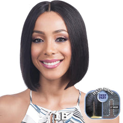 BobbiBoss Unprocessed Human Hair Lace Front Wig - MHLF800 EMA