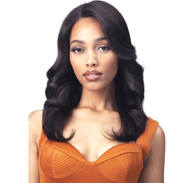 BobbiBoss Unprocessed Human Hair Lace Front Wig - MHLF542 Talia