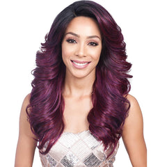 "BobbiBoss 3.5"" Deep C-Part Lace Front Wig - MLF149 ALICE"