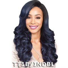 "BobbiBoss 5"" Deep Part Natural Curve Swiss Lace Front Wig - MLF155 ANAYA"