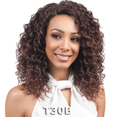"BobbiBoss 3.5"" Deep C-Part Lace Front Wig - MLF156 HAILEY"