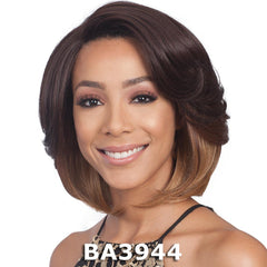 BobbiBoss J-Part Lace Front Wig - MLF163 SHADOW