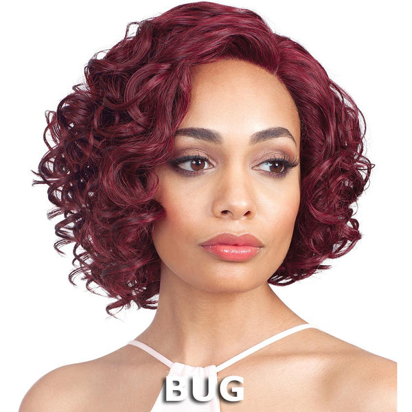 "BobbiBoss 3"" Deep Part Lace Front Wig - MLF166 RUTH"