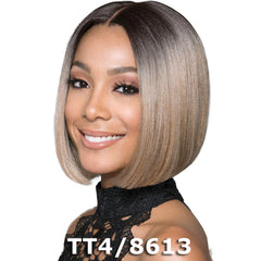 "BobbiBoss 5"" Deep Part Lace Front Wig - MLF217 LYNA SLEEK"