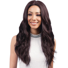 "BobbiBoss 4""X4"" Silk Base Lace Front Wig - MLF240 SALLY"